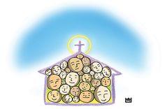 Na administração das igrejas de hoje há uma divisão estanque: aqueles que cuidam do seu patrimônio e os que cuidam da parte espiritual. Parte espiritual? Que nome mais estranho é esse? Será que há entre nós um esquartejador decidido a desmembrar o corpo de Cristo? Não somos mais membros de um mesmo corpo cujo cabeça é Cristo? Nas igrejas tradicionais, sem dono, a membresia fica responsável pela parte material enquanto que o(s) pastor(es) ficam com todo o resto. Será que alguém já se percebeu…