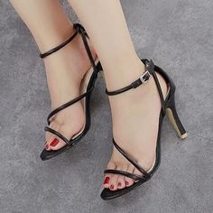 Pu Peep Toe Sophisticated Pumps Shoes