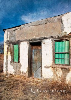 Claunch, NM Ghost Town 24/365, via Flickr.