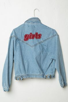 'Girls' Denim Jacket from BrandyMelville