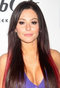 JWOWW Approved: T-Hair Extensions!! :-)