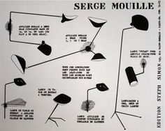 Steph Simon Gallery, Gallery Worksheet for Serge Mouille, 1956