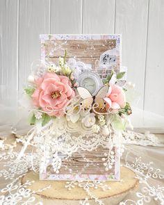 226 отметок «Нравится», 55 комментариев — Наталия Кузьменко (@nataliekuzmenko) в Instagram: «⠀Открытка для второго этапа проекта #angoldspring от @ira_angold. ⠀ ⠀ ⠀Все условия #angoldspring_2…» Scrapbook Cards, Scrapbooking, Shabby Chic Birthday, Mixed Media Cards, Shabby Chic Cards, Anna Griffin Cards, Beautiful Handmade Cards, Mothers Day Cards, Heartfelt Creations