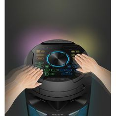 Sistem audio High Power Sony MHC-V81D, Hi-Fi, Party Music, Bluetooth, NFC, Party Chain, USB, DVD, 800W, Negru - reducere 700 lei ! Dvb T2, Sony, Bluetooth Speakers, Smart Tv, Fujifilm Instax Mini, Karaoke, Party, Chain, Products