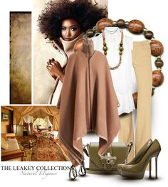 """The Leakey Collection"" by theleakeycollection ❤ liked on Polyvore"