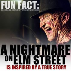 Wes Craven talks about it in his audio commentary on the special edition DVD. Best Horror Movies, Horror Films, Scary Movies, Horror Art, Halloween Movies, Wes Craven Movies, Movie Facts, Fun Facts, Horror Pictures