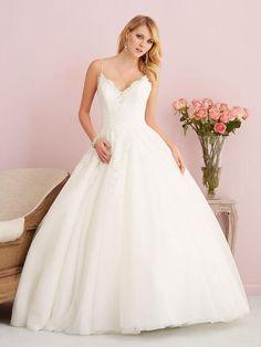 Allure Bridals Romance 2761  Romance Bridal by Allure Breeze Boutique