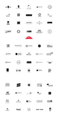 Introducing 120 Minimalist Logos Pack Crafted carefully logos pack with a lot details attention to achieve perfect and customizable logos with any text or shapes Come wit. Logo Mode, Logo Branding, Branding Design, Brand Identity, Logo Minimalista, Logo Simple, Graphisches Design, Clothing Logo, Professional Logo Design