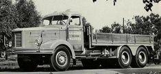 Buses, Trucks, (Ship) Engines KROMHOUT The Netherlands – Myn Transport Blog Vintage Trucks, Old Trucks, Fire Trucks, Huge Truck, Fire Equipment, Truck Art, Old Tractors, Diesel Engine, Fire Department