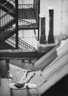 New York, Július 9, 1978 (Fotó: André Kertész / Stephen Bulger Gallery)