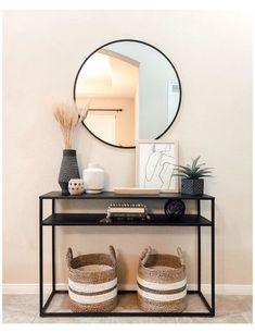 Home Living Room, Living Room Designs, Living Area, Home Interior Design, Interior Decorating, Interior Modern, Interior Paint, Ikea Interior, Decorating Bathrooms