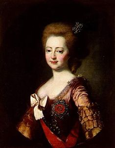 Maria Feodorovna was Empress consort of Russia as the second wife of Tsar Paul I. Born Duchess Sophie Dorothea of Württemberg, she was a daughter of Frederick II Eugene, Duke of Württemberg and his wife, Princess Friederike of Brandenburg-Schwedt.