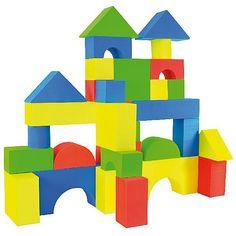 Eduplay, Maxi Foamis 32er Set, weiche Bausteine, für Kinder, | 120233 / EAN:4260197676310
