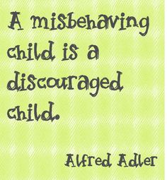 Children have feelings too. Acting out is the only way they know how to express their dismay. NC
