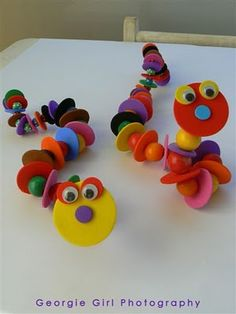 Totally Tots: Bug and Insect Crafts ~ Crafty Corner