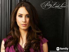 Pretty Little Liars - Spencer is my fav!!