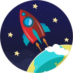 Creative Space: Illustrations and Photos Boys Space Bedroom, Astronaut Party, Space Classroom, Outer Space Party, Baby Posters, Class Decoration, Space Theme, Graphic Design Illustration, Fabric Painting