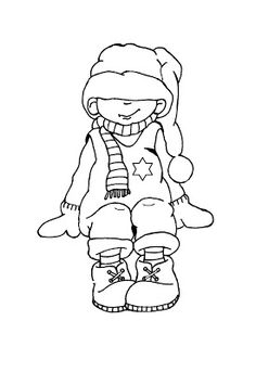 My Freebies: Nisse Pattern Coloring Pages, Colouring Pages, Free Coloring, Adult Coloring Pages, Coloring Books, Coloring Sheets, Embroidery Patterns, Hand Embroidery, Christmas Coloring Pages
