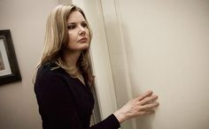 """The Rances may still be dealing with a demonic presence over on The Exorcist, but it would appear that the show's actors have been encountering some ghostly vibes of their own.  """"When we were shooting the pilot, occasionally we would be in the elevator and it would take us to the 13th floor,"""" recalls Hannah Kasulka, who plays the possessed Casey Rance, in a video interview below. """"I would never press that button."""""""