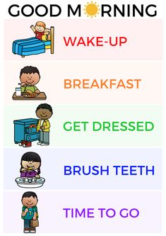 Toddler Morning Routine, Printable Picture Schedule, Transform Your Toddler's Mo. - Toddler Morning Routine, Printable Picture Schedule, Transform Your Toddler's Morning - Daily Routine Chart For Kids, Daily Schedule Kids, Toddler Schedule, Charts For Kids, Toddler Chart, Chores For Kids By Age, Morning Routine Kids, Routine Printable, Chore Chart Kids