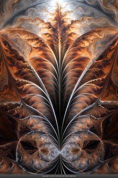 Fractal art by annette Fractal Geometry, Sacred Geometry, Fractal Images, Fractal Art, Foto Transfer, Fractal Design, Wow Art, Grafik Design, Psychedelic Art