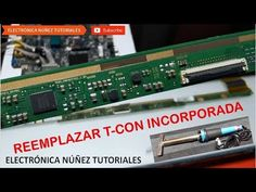 Panel Lcd, Sony Led Tv, Electronic Circuit Projects, Canal E, Display, Youtube, Electronics Gadgets, Electric Circuit, Circuits