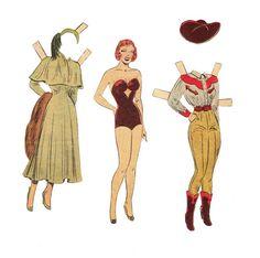 Recortables. Paper dolls 1 - Yakira Chandrani - Picasa Web Albums