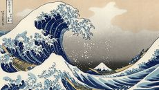 15 Things You Might Not Know About 'The Great Wave off Kanagawa' :: Mental Floss