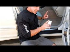 How to remove black scuff marks from car interior: MBZ C230 - YouTube  Make it pretty for 1SAFEDRIVER.COM