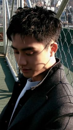 Image uploaded by leen faqiat. Find images and videos about kpop, exo and baekhyun on We Heart It - the app to get lost in what you love. Kyungsoo, Kaisoo, Sehun Oh, Exo Ot12, Park Chanyeol, Captain Tsubasa, Kris Wu, K Pop, Kim Jong Dae