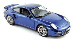 Norev 2010 Porsche 911 Turbo diecast car