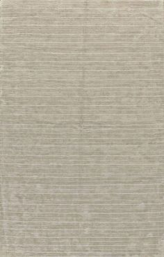 100% viscose, comes in other colors-- Bashian Radiance Symphonia Platinum Rug