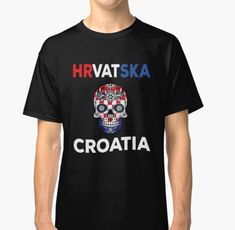Funny Design, Croatia, Shirt Designs, Country, Mens Tops, T Shirt, Fashion, Supreme T Shirt, Moda