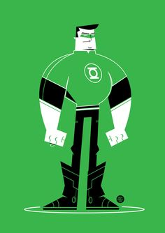 Justice League of America:Green Lantern by Diego Riselli Green Lantern Hal Jordan, Green Lantern Corps, Dc Comics, Comic Character, Character Design, Green Lantern Sinestro, Dc World, Univers Dc, Retro Illustration