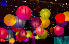 I love lanterns. It just illuminates the night sky in a glow that just makes me happy. This definitely will be a must-have for the masquerade ball in my novel.