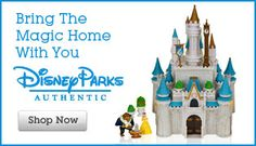 Bring the Magic Home With You. Disney Parks Authentic Merchandise. Shop Now