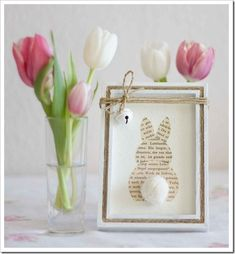 30 Creative DIY Easter Bunny Decorations - ArchitectureArtDesigns.com