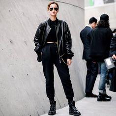 11 OMG-Worthy Street Style Looks from Seoul Fashion Week   Brit + Co