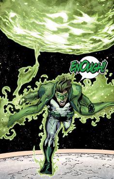 Hal in  GREEN LANTERN #42