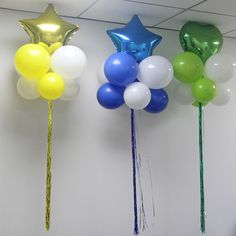 1Set Tasseled Laser Curtain Ribbons Foil Balloons Heart Balloon Set Tassels Wedding Birthday Party Background Decoration #Affiliate