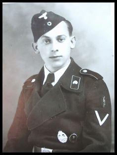 Rudolf Völk -- 2.Kompanie/Panzer Regiment 35 / 4.Panzer Division (Pantherabteilung)