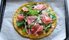 Cauliflower Pizza, Low Carb Diet, Vegetable Pizza, Vegan, Vegetables, Cooking, Recipes, Food, Kitchen