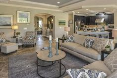 """""""View this Great Living Room with Crown molding & Carpet. Discover & browse thousands of other home design ideas on Zillow Digs."""""""