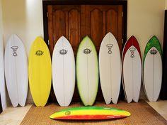 nice quiver    kneeboard surf