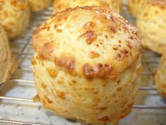 Scones de queso superchanchos
