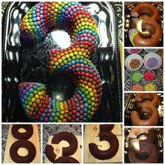 Cake for 3'rd birthday