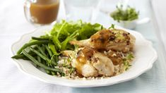 Transform ordinary chicken recipes into a gourmet treat that is suitable for the whole family with this date and pecan nut stuffing. Pecan Nuts, Chicken Breasts, Pecans, Stuffing, Dates, Chicken Recipes, Treats, Dinner, Cooking