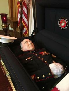 God rest his soul. r lee ermey semper fi sir