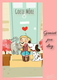 Goeie môre, geniet jou dag. G Morning, Morning Wish, Good Morning Quotes, Hug Quotes, Afrikaanse Quotes, Goeie More, Morning Blessings, Lent, Deep Thoughts