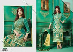 Awesome Collection of Churridar Salwar Kameez for Party Wear (5)
